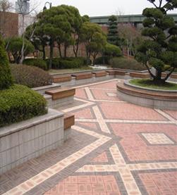 일산 롯데 백화점 옥상 3
